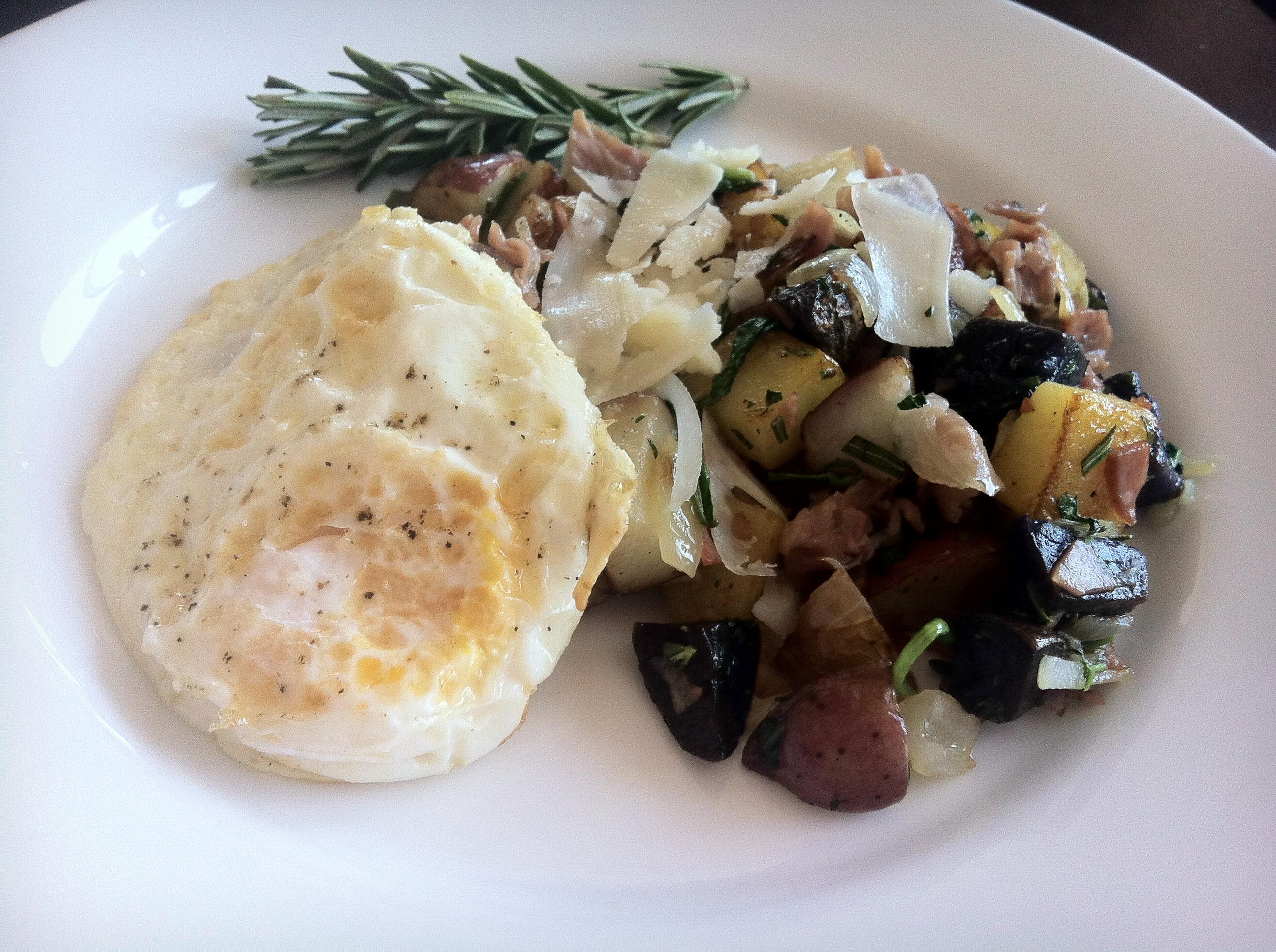 Rosemary Breakfast Potatoes Recipes — Dishmaps